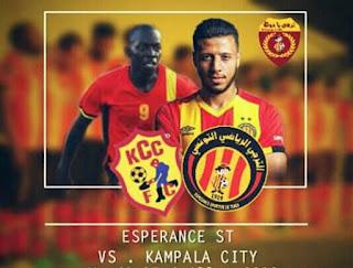 مشاهدة مباراة الترجى التونسى و كامبلا سيتي مباشر اليوم - دوري ابطال افريقيا