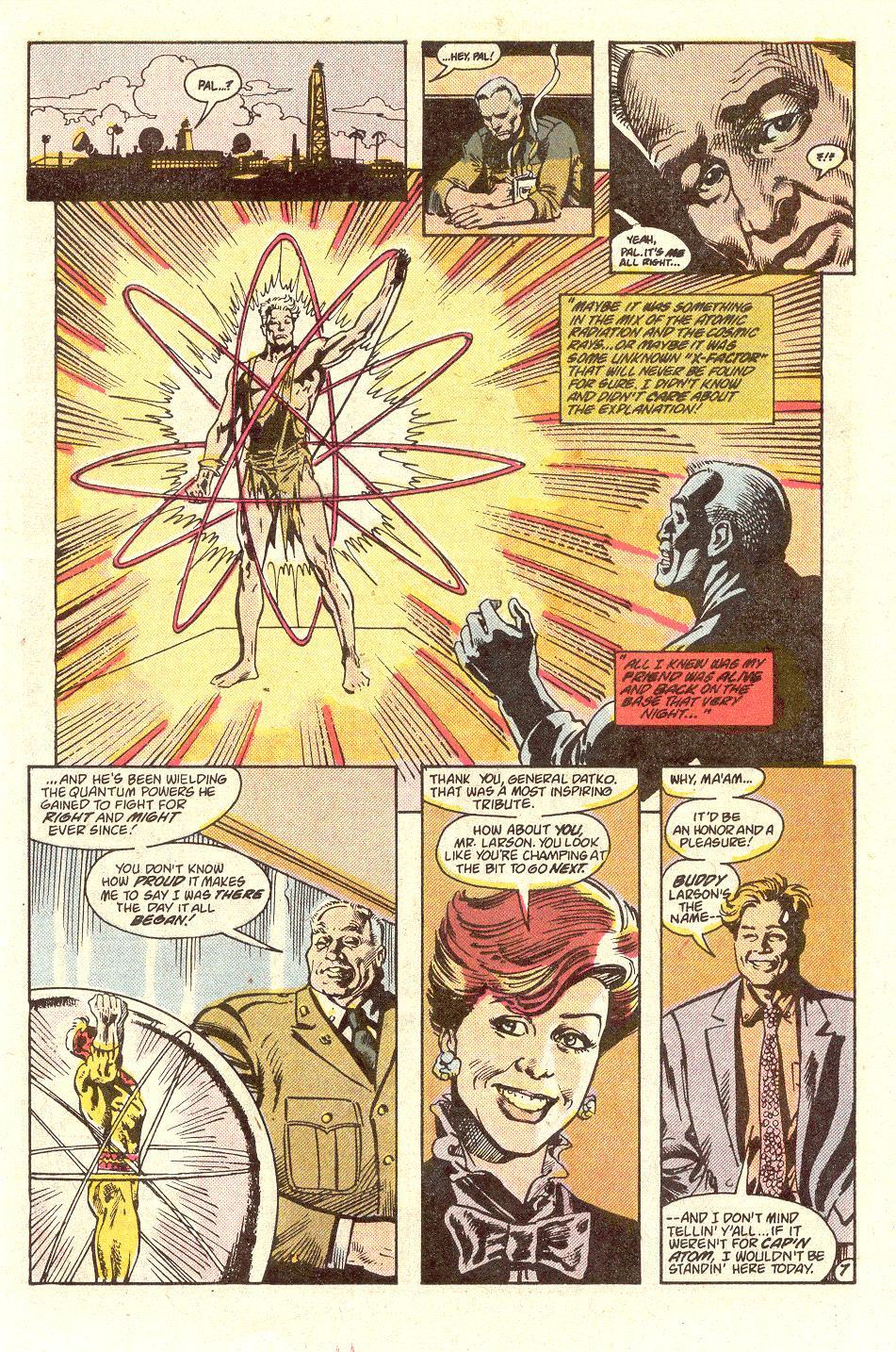 Read online Secret Origins (1986) comic -  Issue #34 - 9