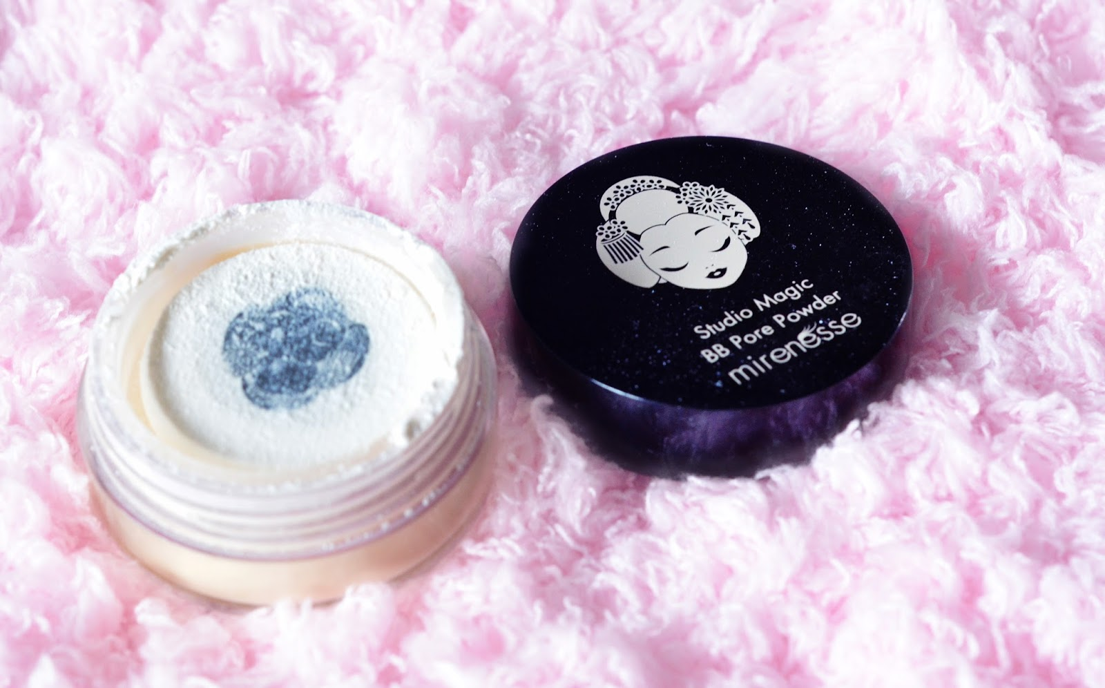 mirenesse studio magic bb pore powder
