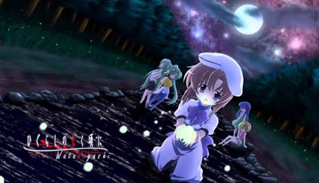 Higurashi no Naku Koro ni: Kai - Anime Time Travel Terbaik (Melakukan Perjalanan Waktu)
