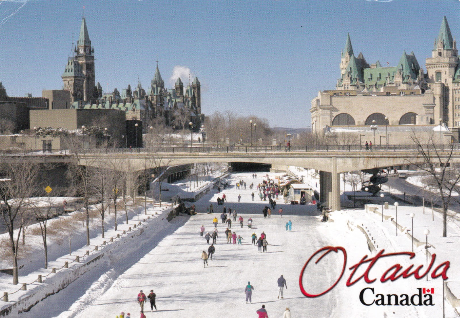 Wax On Daniel-san — Postcards: Canada - Ontario II