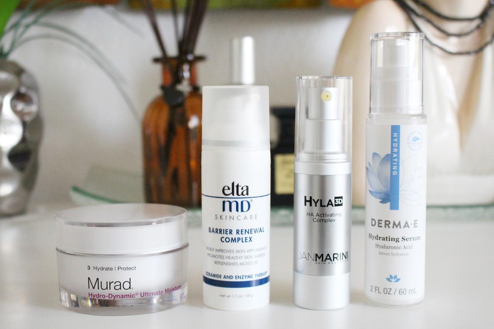 hyaluronic acid in skincare, sodium hyaluronate in skincare