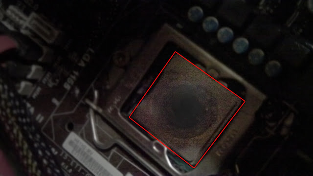 Cara Mengganti Thermal Paste Processor