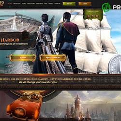 Crypto Harbor: обзор и отзывы о crypto-harbor.org (HYIP платит)