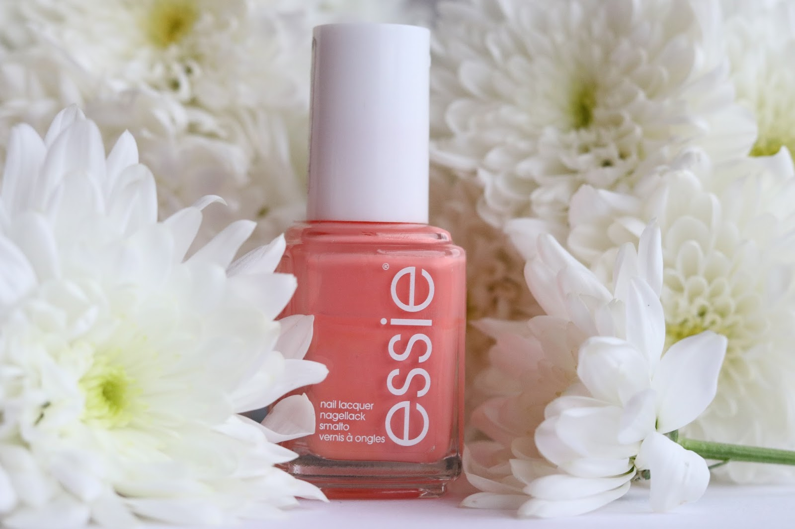 Essie Peach Side Babe, KALANCHOE Beauty