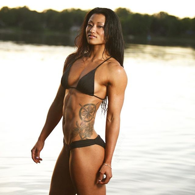 Fitness Model Kayla Dee photoshoot