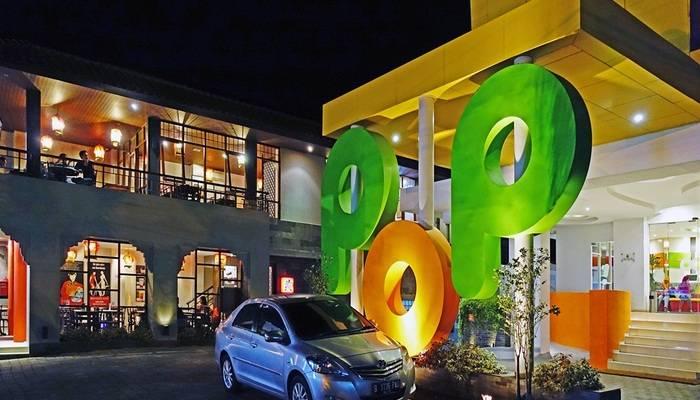 Hotel murah pop hotel di bandar lampung