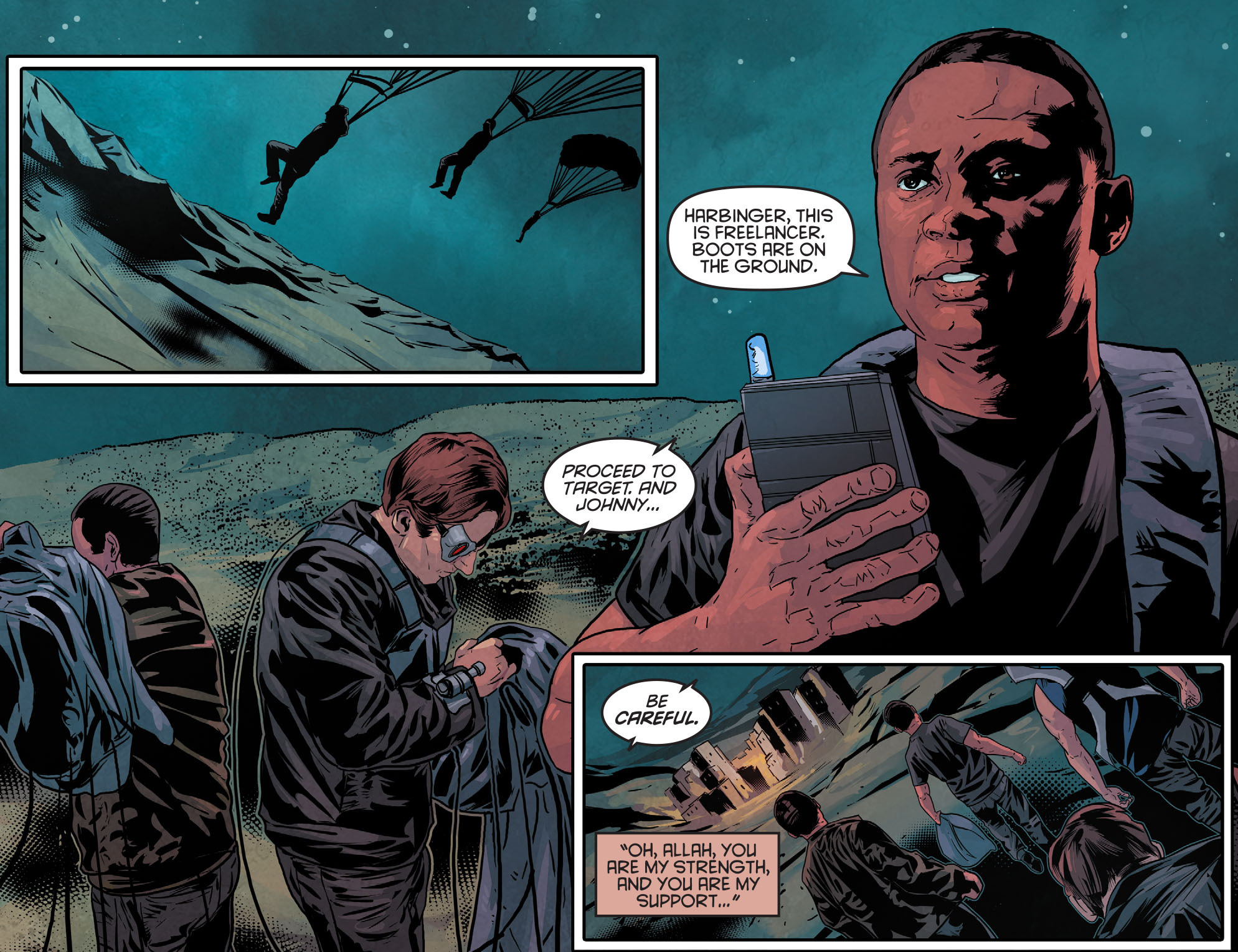 Read online Arrow: Season 2.5 [I] comic -  Issue #11 - 8
