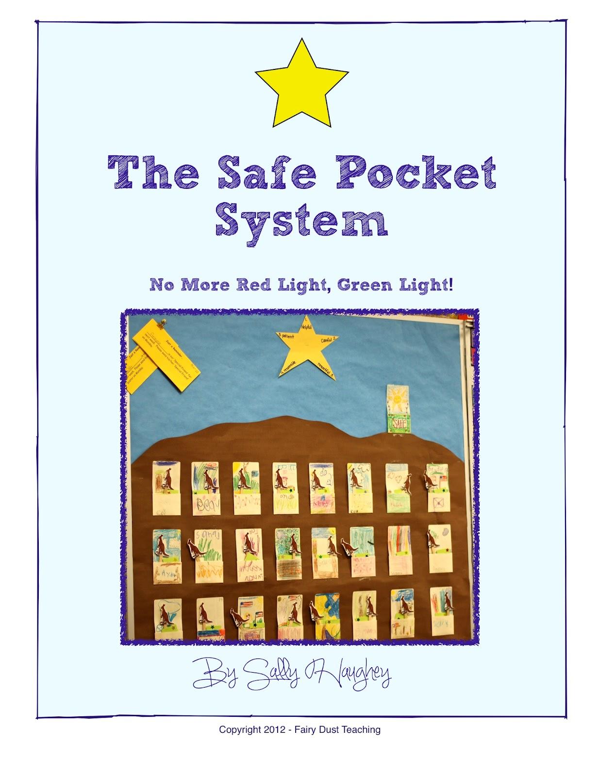No More Green Light Yellow Light Red Light Behavior Management