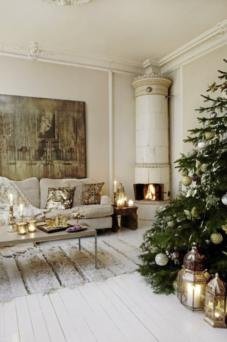 My Heritage Home: I Heart Shabby Chic Rustic Christmas ...