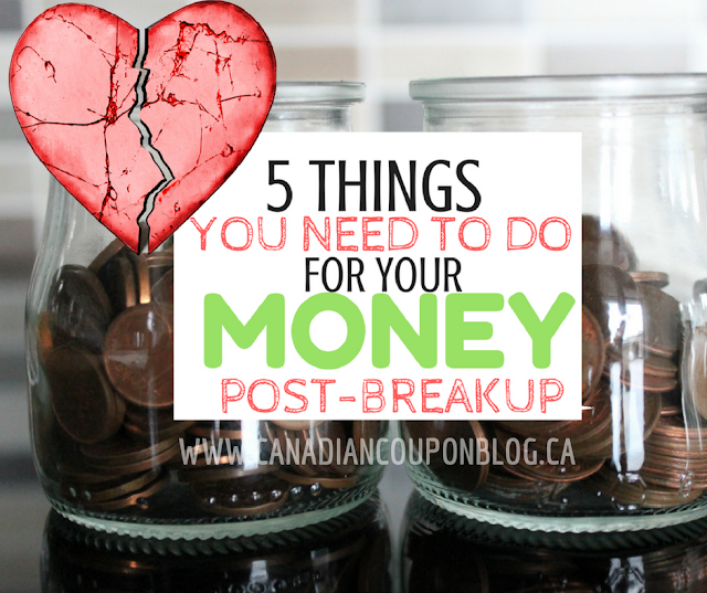 Things You Must Do About Your Money Post Break-Up