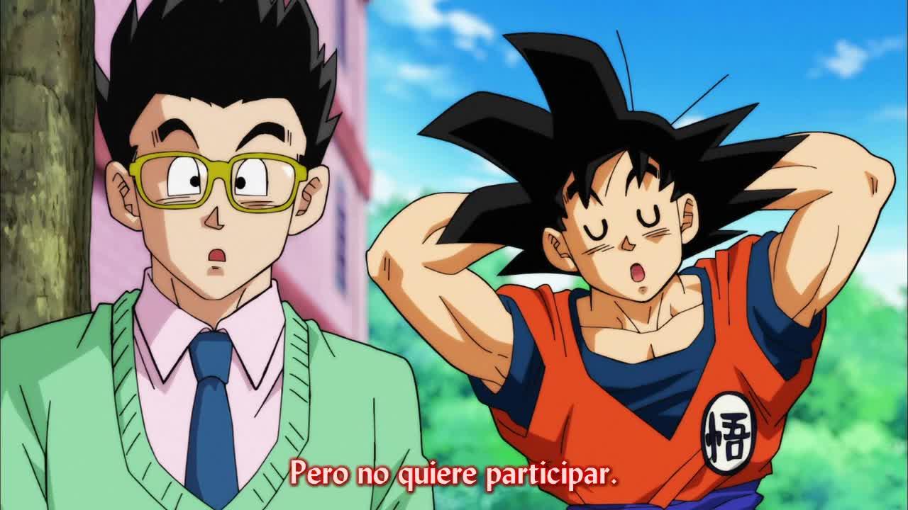 Ver Dragon Ball Super Saga de la Supervivencia Universal - Capítulo 78