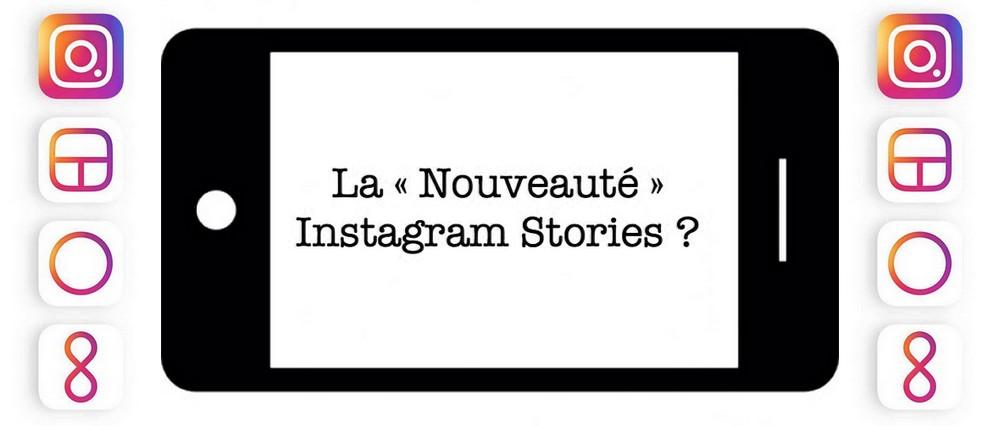 actualité instagram stories débat pour ou contre