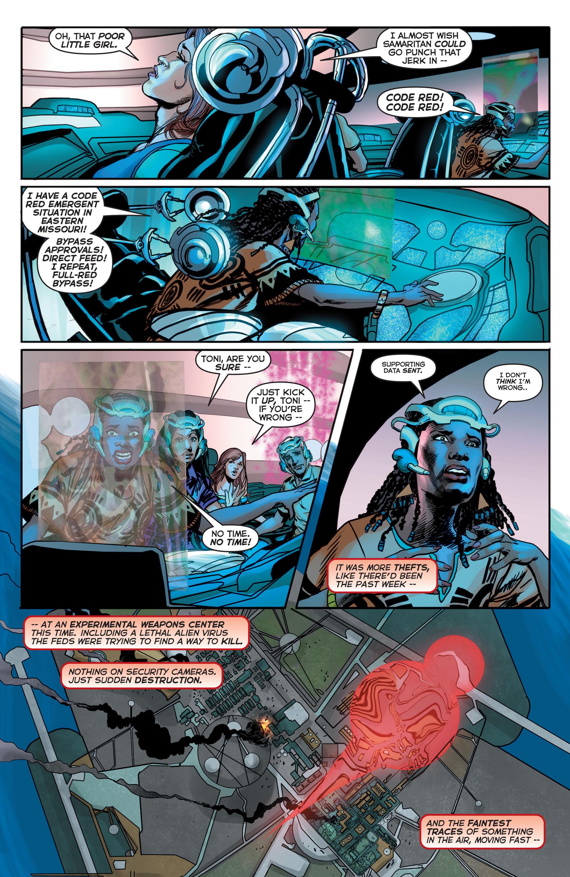 Read online Astro City comic -  Issue #2 - 18