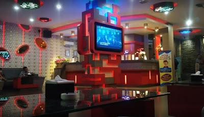Koro Koro Panam karaoke, cafe, pool Pekanbaru Riau