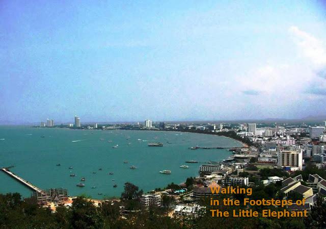 Pattaya bay, Thailand