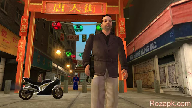 GTA Liberty City Stories Apk Download Mod+Hack+Data