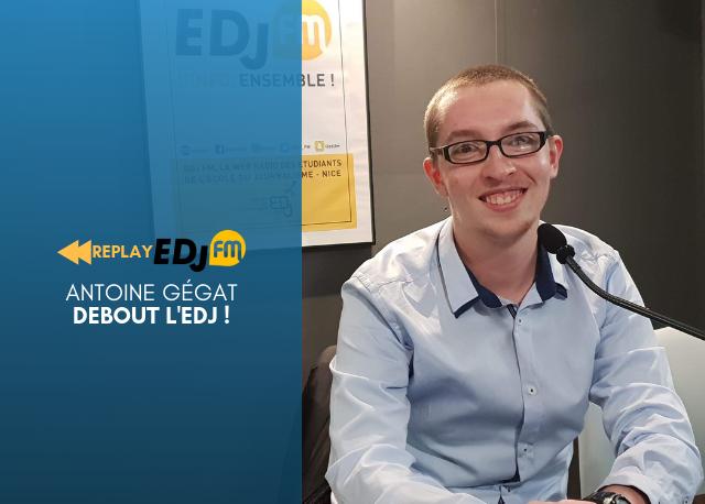 REPLAY - Debout l'EDJ - Mercredi 20 mars 2019