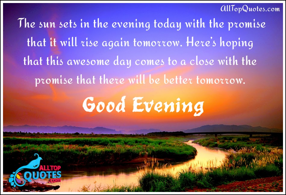 Top 5 good evening quotes and wishes all top quotes telugu evening2binspiring2bquotes2band2bwishes2bmessages2bin2benglish m4hsunfo
