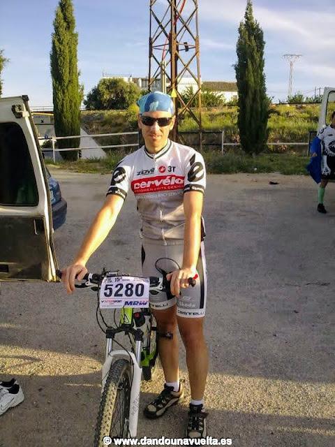 Debut del 2012 101 kms La Legión de Ronda
