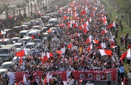 Warga Bahrain Unjuk Rasa Menuntut Hak-hak Legal Mereka