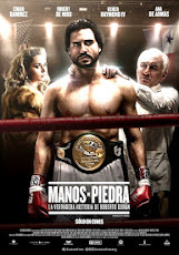 pelicula Manos de Piedra (Hands of Stone) (2016)