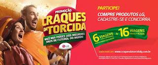 """Promoção """"Craques da Torcida"""" blog topdapromocao.com.br facebook instagram"""