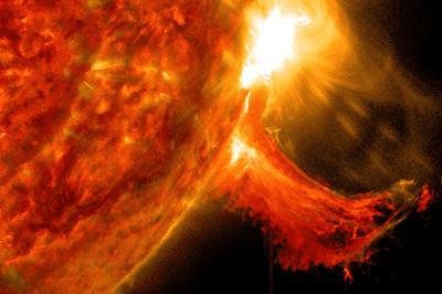 Solar Flares Solar Storms