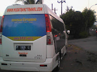 Jadwal Travel Nusa Trans Surabaya - Lumajang PP