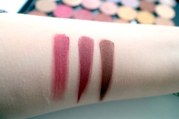 Colourpop Pressed Shadows - Stay Golden, Get Out, Popular Demand