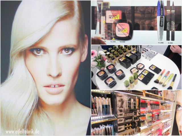 Die neue Infectible Sculpt Serie von  L'Oréal und die Produkte
