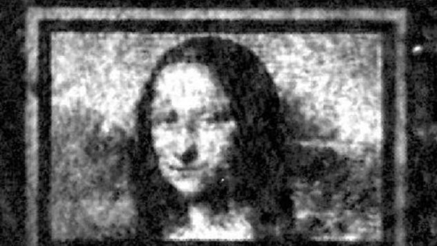 Fisika Kuantum Menciptakan Mona Lisa