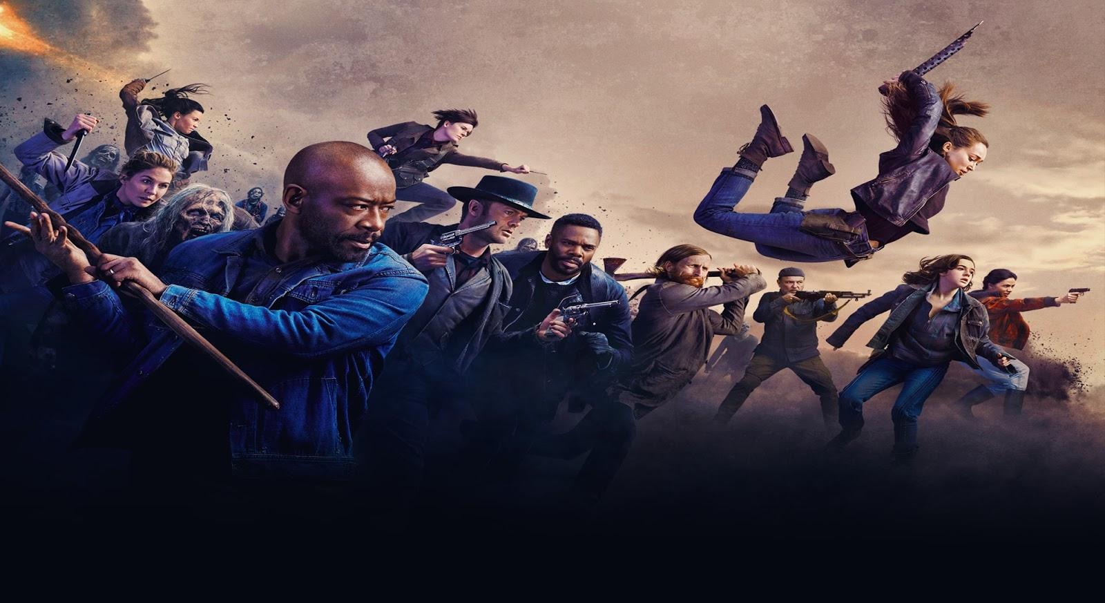 Fear The Walking Dead | Trailer da 6ª Temporada