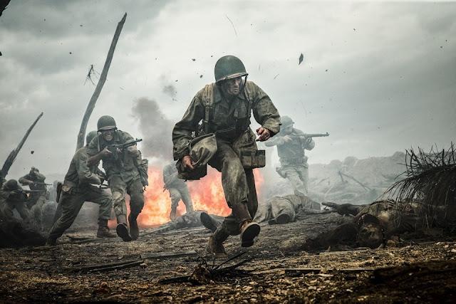 hantu baca Film Perang Terbaik di Perang DUNIA II Berdasarkan Kisah Nyata HACKSAW RIDGE 2016