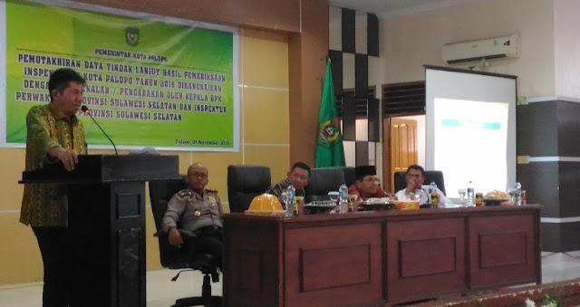 BPKP Beber Strategi Pertahankan WTP di Palopo