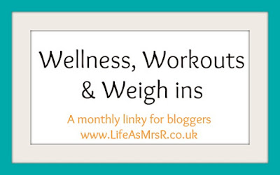 #WellWorkWeigh - a monthly linky for health, fitness ,weight loss & wellbeing posts
