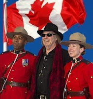 Neil Young Canada Day