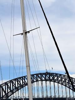 bridge mast