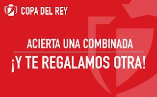 sportium promocion combinada Copa del Rey hasta 1 noviembre