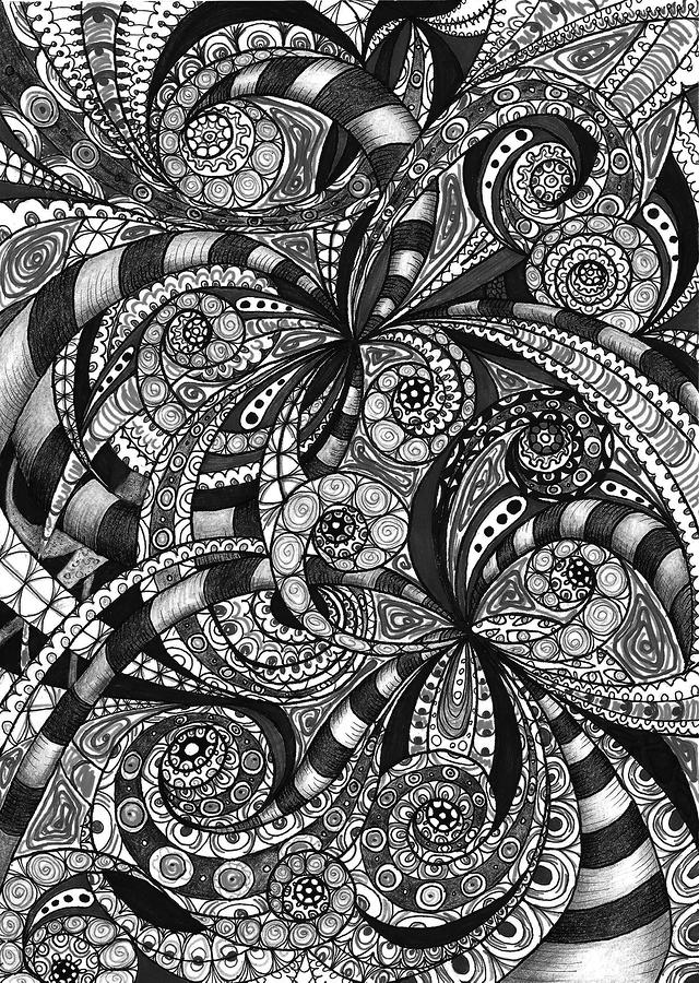 Zen Iphone 6 Wallpaper Bytes Zentangles