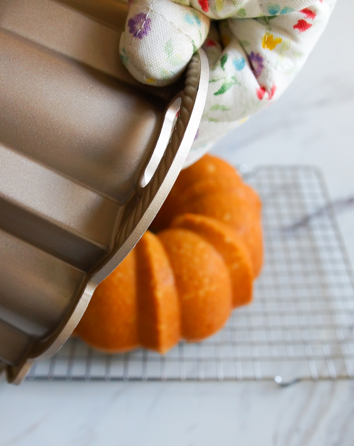 All About that Bundt ... best tips for bundt cakes