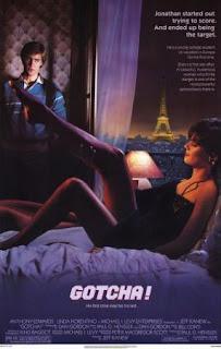 ¡Te pillé!, Gotcha! (1985) Accion con Anthony Edwards
