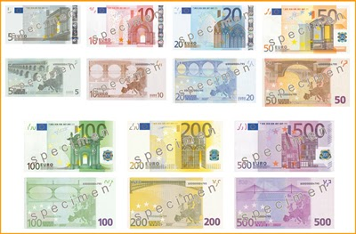 10 euros em real