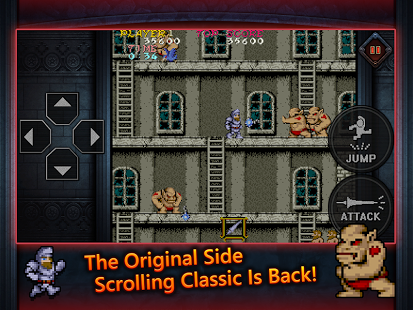 Download Ghosts'n Goblins MOBILE Mod Apk 1.00.02 Terbaru