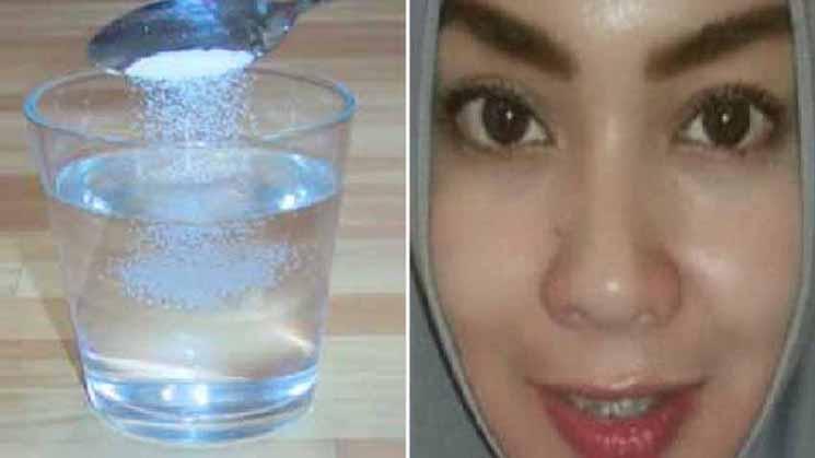LUAR BIASA..!! Perlu Dicoba… Ternyata Manfaat Air Garam Dapat Bikin Kulit Wajah Jadi Mulus Dan Bebas Jerawat..!!