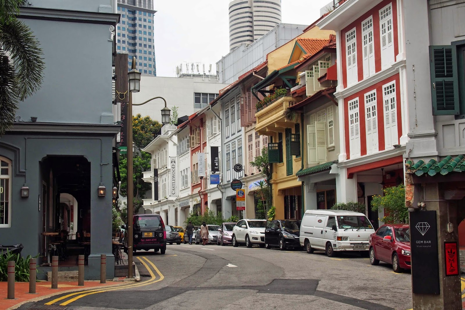 Hill Street Cafe Singapore