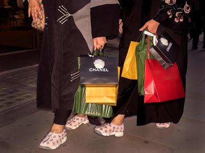 Ψώνια στο Λονδίνο...
