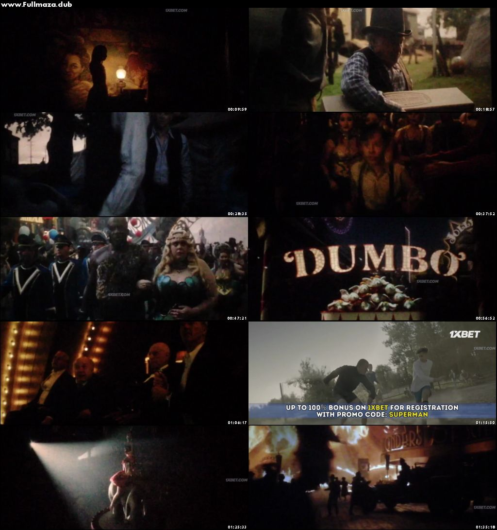 Watch Dumbo 2019 online free 123movies den Of thieves