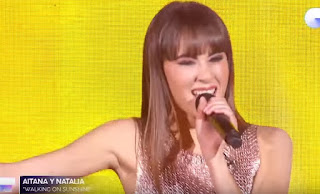 Aitana y Natalia: Walking On Sunshine | OT 2017