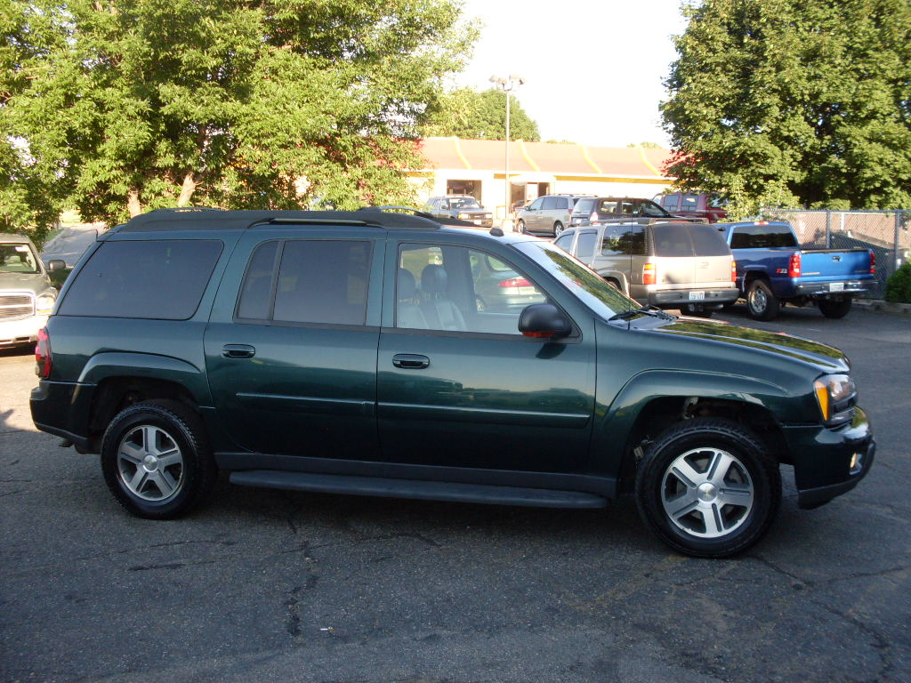 All Chevy chevy 2005 : All Chevy » 2005 Chevrolet Traverse - Old Chevy Photos Collection ...